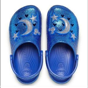 Disney make-a-wish crocs